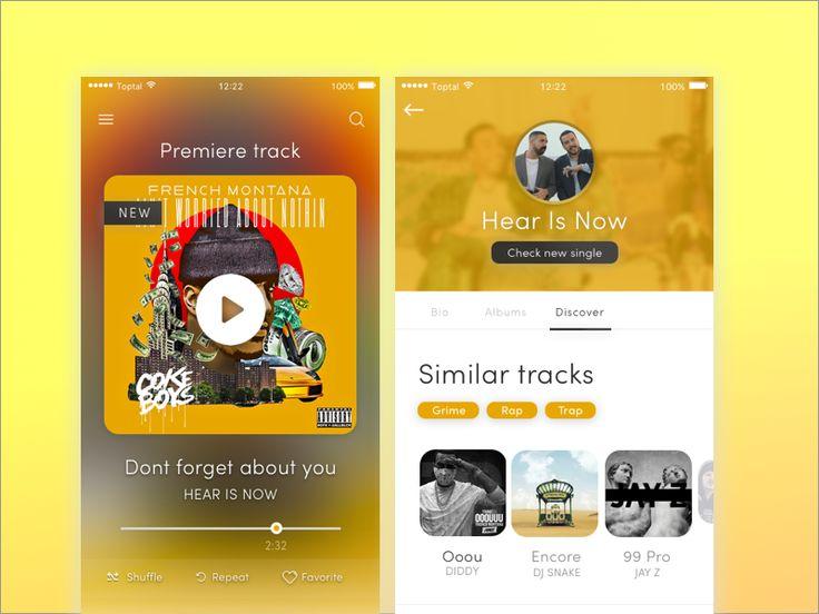 musik player kinderzimmer webseite pic oder afddcfdcddcf online music player mobile ui