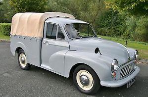 Austin Morris Minor Pick Up 1970