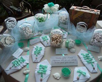 confettata matrimonio tema mare by Sweet Marriage