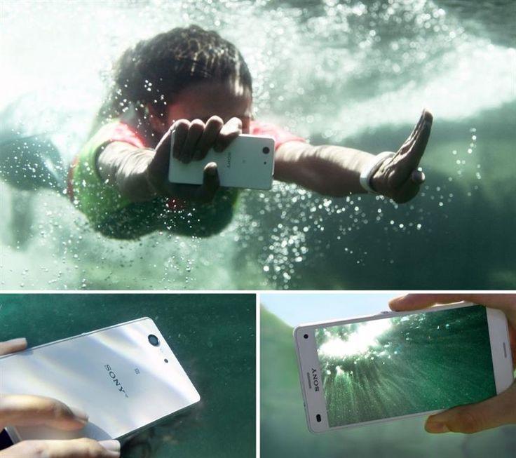 Sony Xperia Z3 Compact Beyaz (İthalatçı Firma Garantilidir) :: kelepirsepet.com