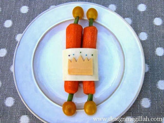 Design Megillah: Edible Torahs For Children