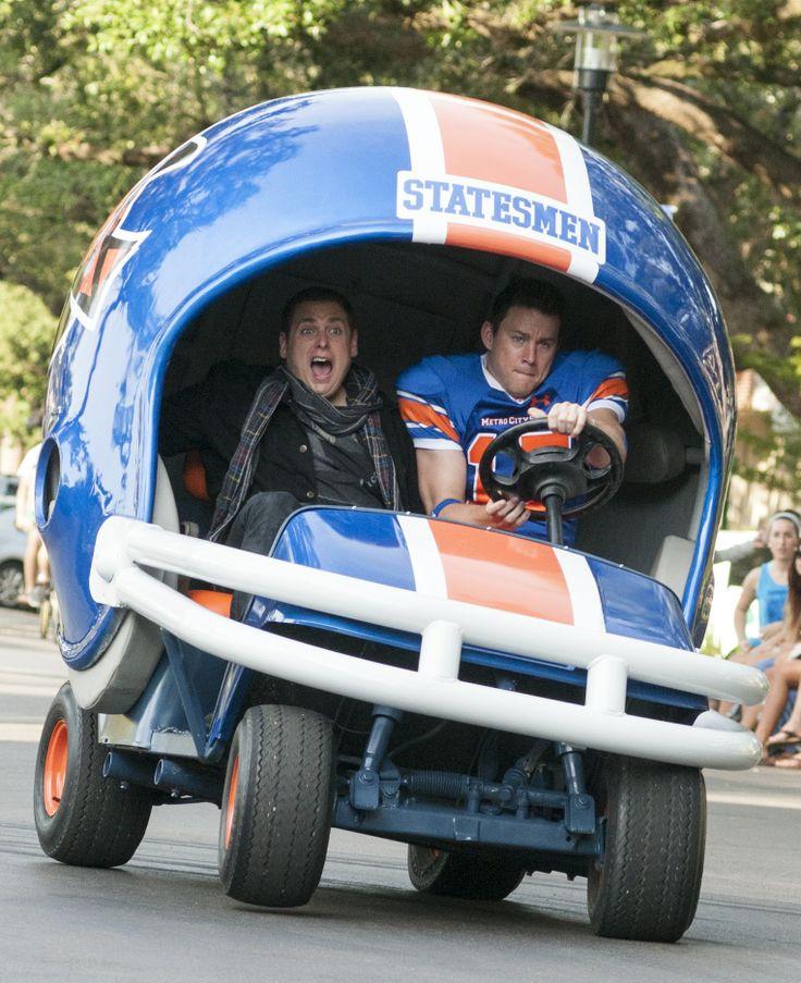 22 Jump Street Trailer starring Channing Tatum and Jonah Hill