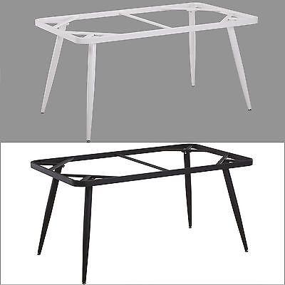 Tischgestell Metall Tischfuß Metallgestell Tischplatte Tischbeine Bistrotisch in Möbel & Wohnen, Möbel, Tische | eBay