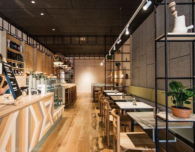 CAMPOS CAFE DULWICH HILL Cafe Culture + Insitu