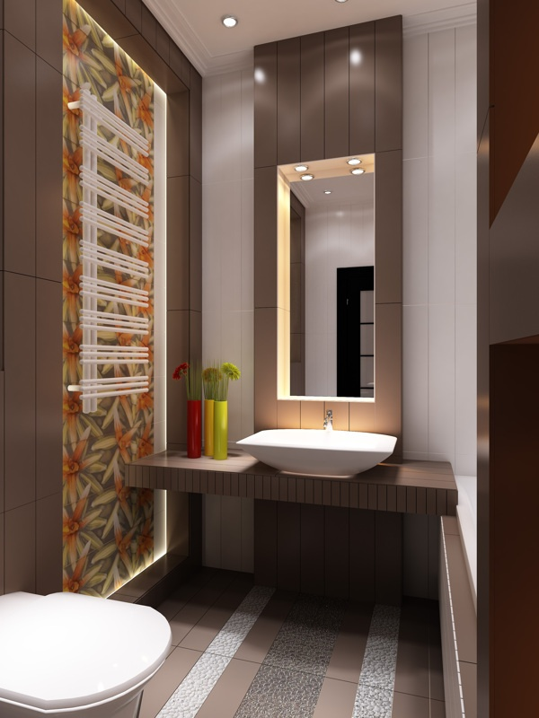 Small appartment for the young lady by Stanislav Torzhkov, via Behance