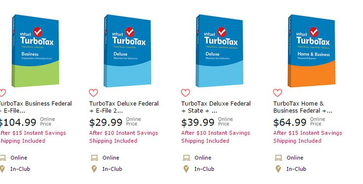 BJs.com- Save $10 on Turbo Tax as low as $29.99 - http://www.mybjswholesale.com/2016/01/bjs-com-save-10-on-turbo-tax-as-low-as-29-99.html/