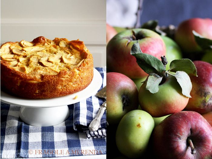 La torta di mele senza burro dello Zio Ettore