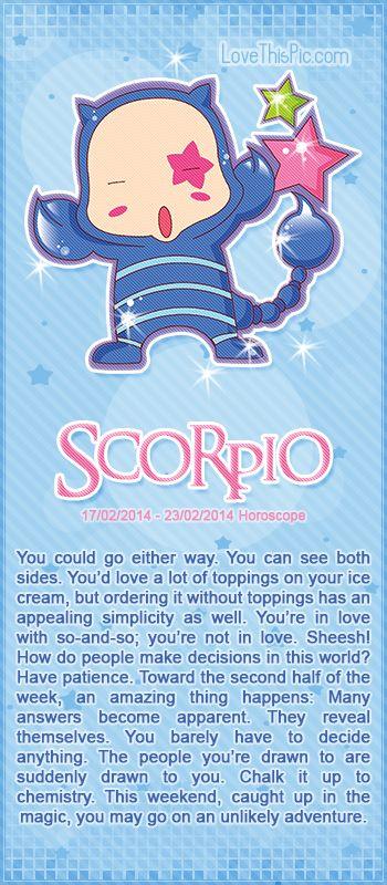 SCORPIO WEEKLY HOROSCOPE 2/17/14 - 2/23/14 astrology zodiac scorpio horoscopes horoscope weekly horoscope astrological forecast horoscope signs predictions
