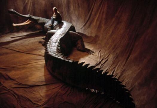 Sarcosuchus imperator   Fuentes de Información - Sarcosuchus Imperator (Cocodrilo Gigante ...