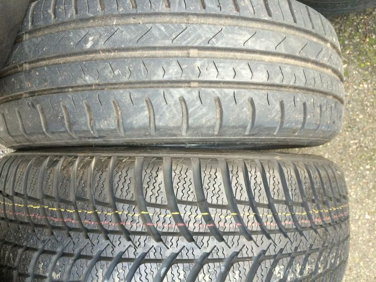 Compare the tread on this summer and winter tyre! Winter tyres will perform better in cold and damp conditions too!  http://www.hometyre.co.uk/mobile-tyre-fitting/mobile-tyre-fitting-sheffield/