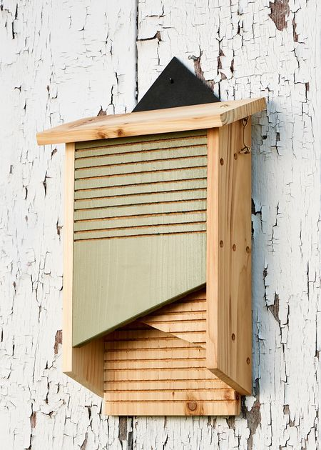 Conservation bat house bat houses pinterest for How to make a bat house