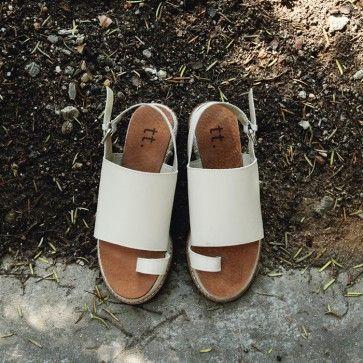 Faux leather #FlipFlops #Sandals #Thongsandals featuring a buckled closure. #shoes #shoe #koreanshoes #asianshoes #fashiontoany