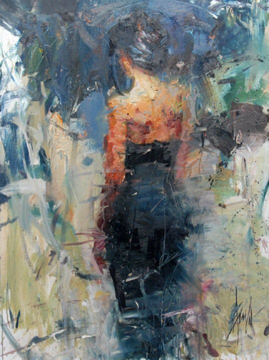 Henry Asencio 1972 | American Abstract Expressionists painter | Tutt'Art@ | Pittura * Scultura * Poesia * Musica |