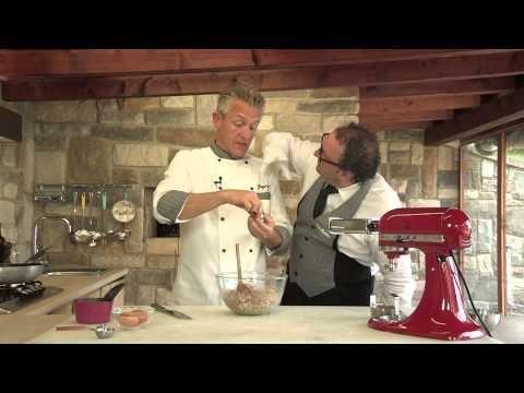 Ravioli al ripieno di mare - Video ricetta - Grigio Chef - YouTube