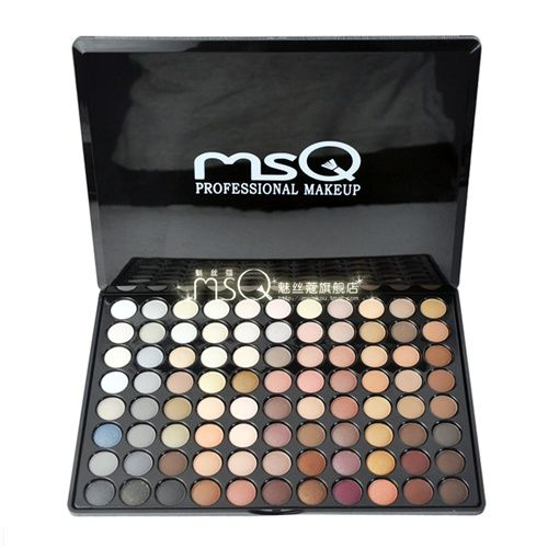 MSQ™  Fashion Healthy Makeup 88 Colors Eye Shadow Palette