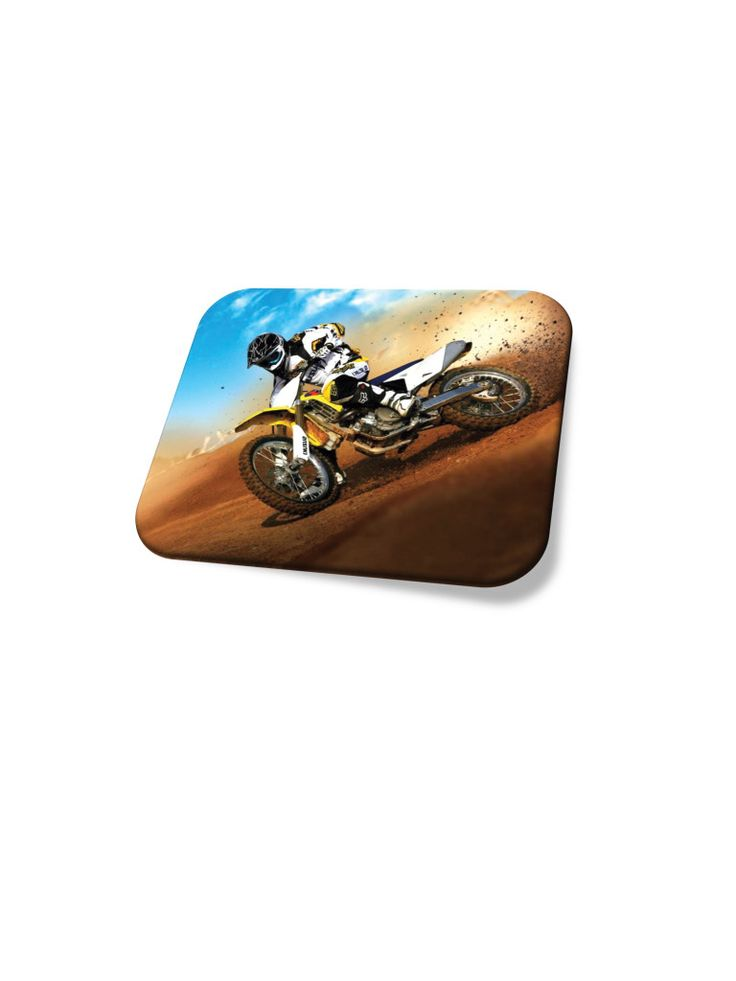 Awesome Motorcycle Mouse Pad Suzuki Dirt Bike