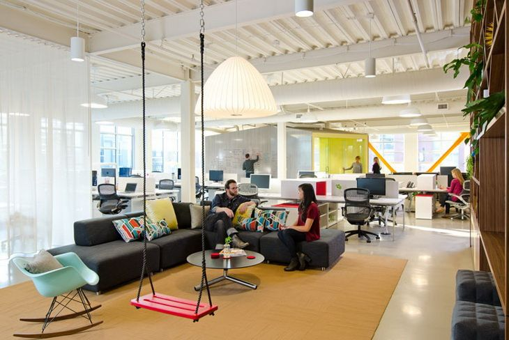 Creative Agency – MyeOffice – Workplace Design and Technology, Office Space and CoWorking