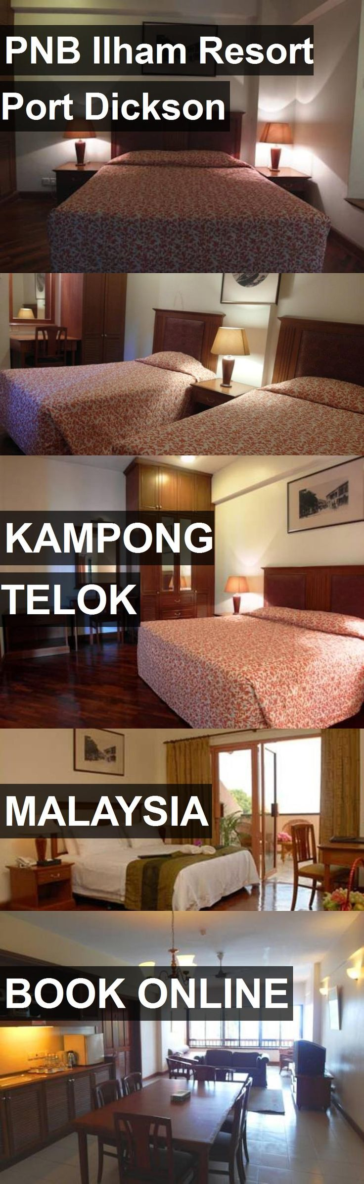 Hotel PNB Ilham Resort Port Dickson in Kampong Telok, Malaysia. For more information, photos, reviews and best prices please follow the link. #Malaysia #KampongTelok #PNBIlhamResortPortDickson #hotel #travel #vacation