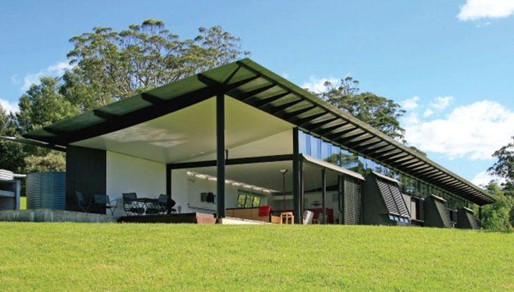 Glen Murkutt - Australian architect - 2002 Pritzker Prize
