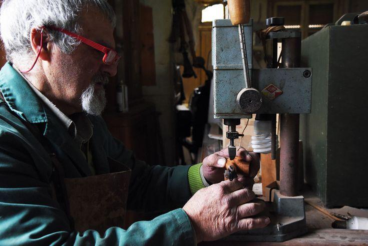Le pipe artigianali del Maestro Grenci, il 14 luglio a #Milano