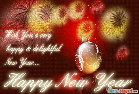 Wish you a very happy and delightful New Year graphic happy new year 2015 happy new year quote happy new year greeting