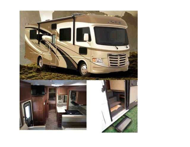 2012 Used Thor Motor Coach A.C.E EVO 29.2 Class A in New York NY.Recreational Vehicle, rv, 2012 Thor Motor Coach A.C.E EVO 29.2, 2012 Thor Motor Coach A.C.E 29.1, This A.C.E. 29.1 coach is practically brand new. It has only 2500 miles on the Ford V10 gas motor, and several upgrades including: Falcon II tow bar, fantastic fan in the kitchen, new upgraded kitchen faucet, , aluminum ladder, see the list below. Used only 7 months during home construction. Started and run weekly and recent once…