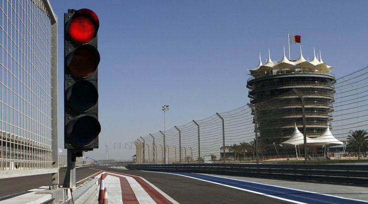 Bahrain Grand Prix: Weekend Schedule