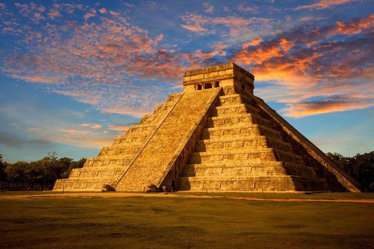 Mexique temple-Maya ©Fotolia