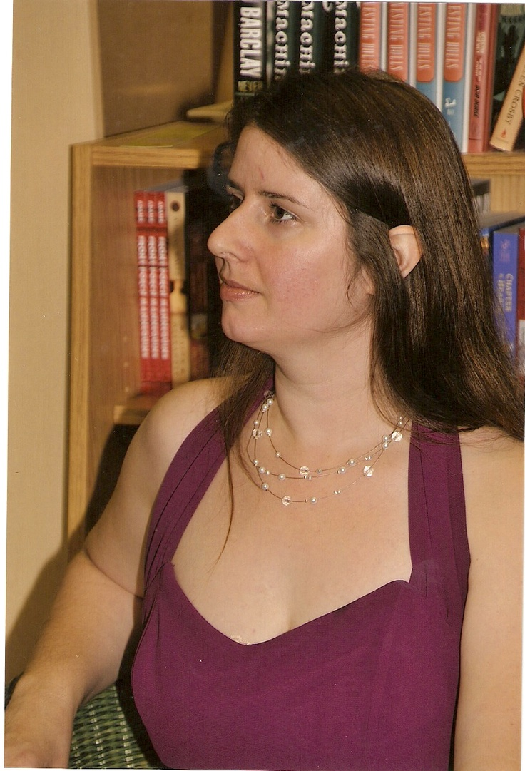 Author Nathalie M. Leblanc