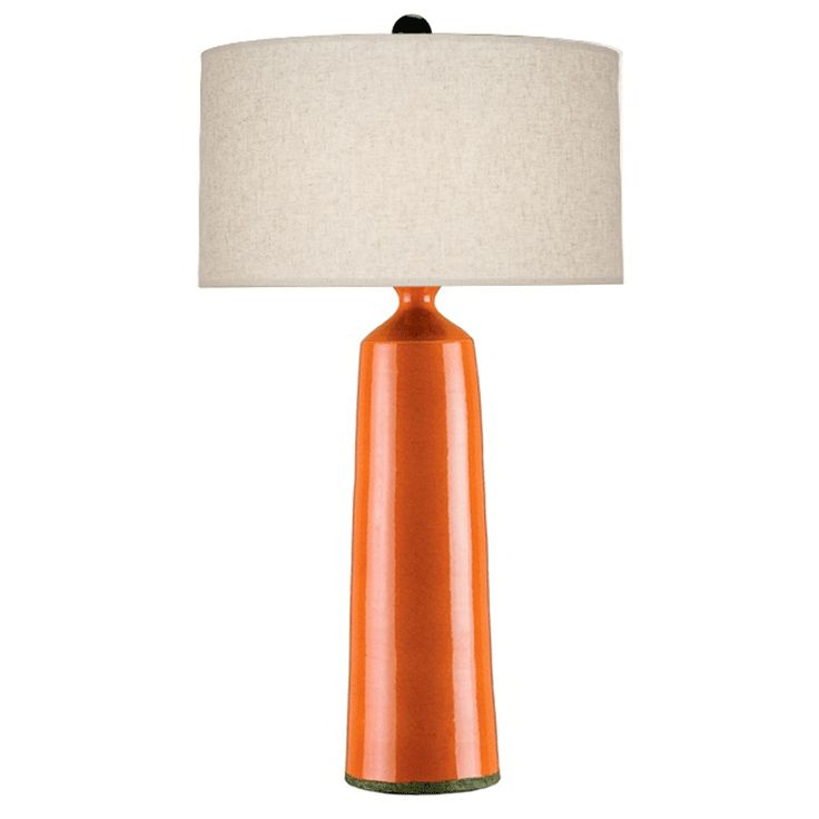 181 best lighting table lamps images on pinterest buffet lamps dita table lamp terracotta table lamp in orange colour mozeypictures Choice Image