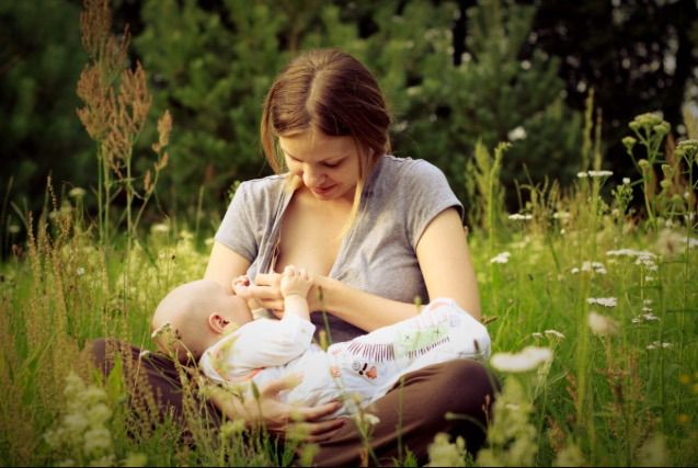 A Letter to my Breastfeeding Friend