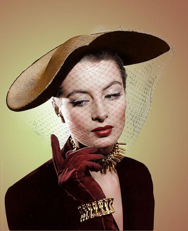 theniftyfifties:    Model and actress, Capucine.
