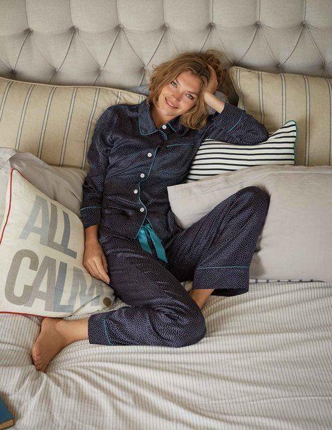 Luxury Silk Pyjama