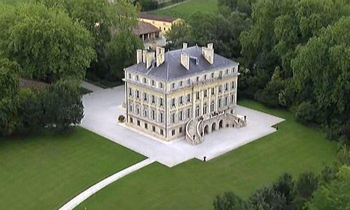 Château Margaux - Aquitaine - l'un des plus grands nom des vins du bordelais