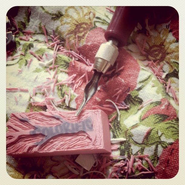 Best letterboxing images on pinterest printmaking