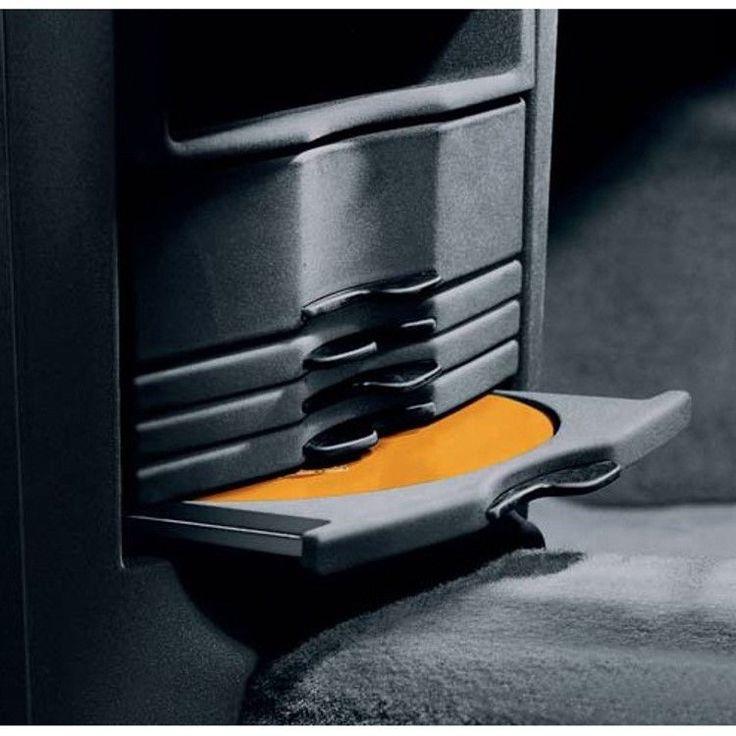 Smart Roadster 452 CD holder halter 4-disc CD holder CD houder also for DVD