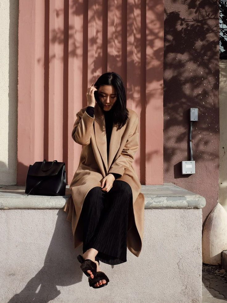 6 Looks That'll Reignite Your Love For Camel Coats