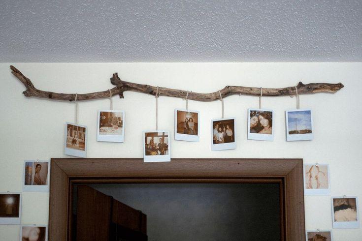 Палка, ветка и пенек, или Природные материалы в интерьере - Ярмарка Мастеров - ручная работа, handmade