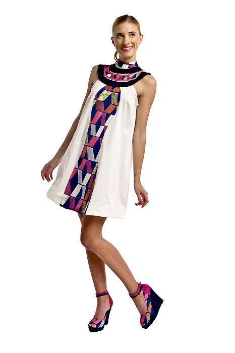 MASAAI DRESS  moyo.com.pl