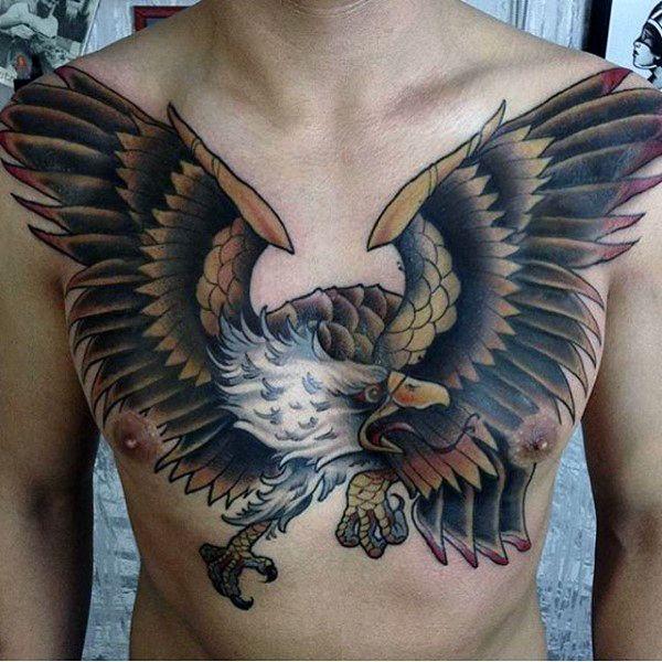 download the eagle tattoo - photo #16