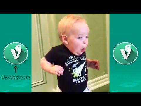 Try Not To Laugh Challenge - Funny Kids Fails Compilation 2017 - YouTube