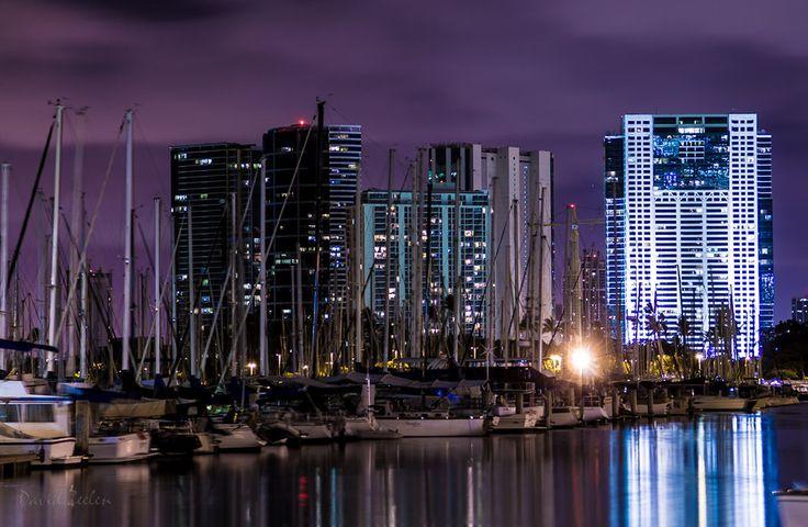 Night Lights by David Zeelen on 500px