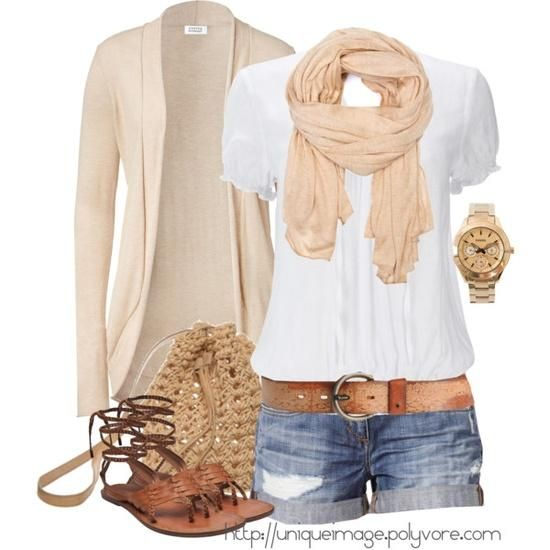 Simple Summer outfit #Lockerz