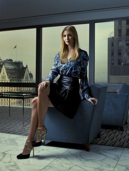 Ivanka Trump The Businesswoman  trakrecruiting.com - specialist retail & fashion recruiters