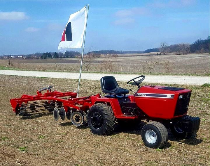 982 Cub Cadet Super Garden Tractor : Best ga rod en tractor images on pinterest lawn