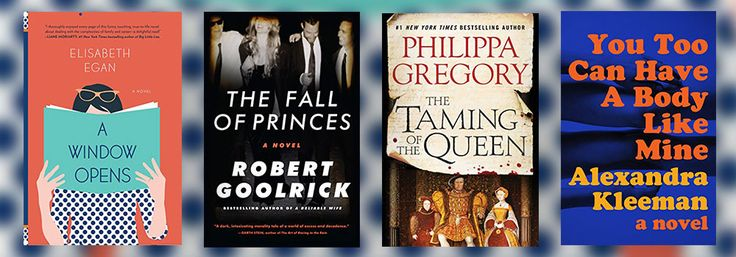 New Book Releases in Literary Fiction | August 25