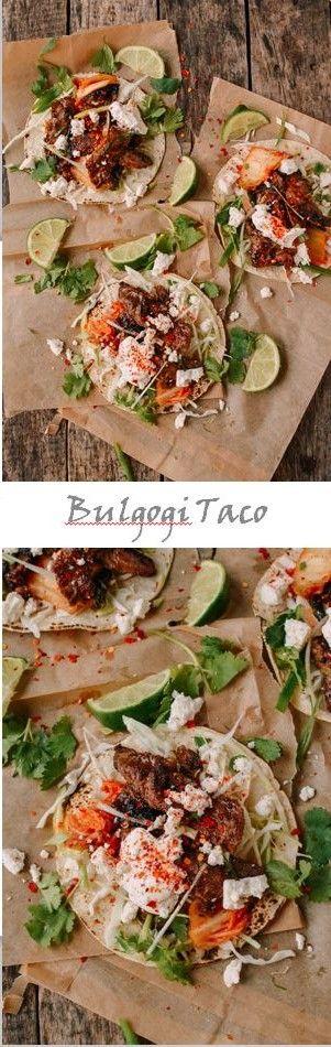 #Bulgogi #Taco recipe by the Woks of Life