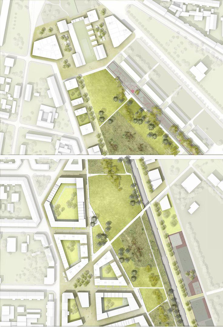 Loidl wessendorf lageplan ausschnitte lageplan - Architektur plan ...