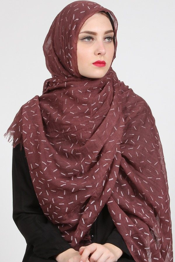 Diana Wrinkle Pashmina Harga Khusus Hanya: Rp. 89.000  Warna: Brown Bahan: Viscose Panjang: 176cmx85cm