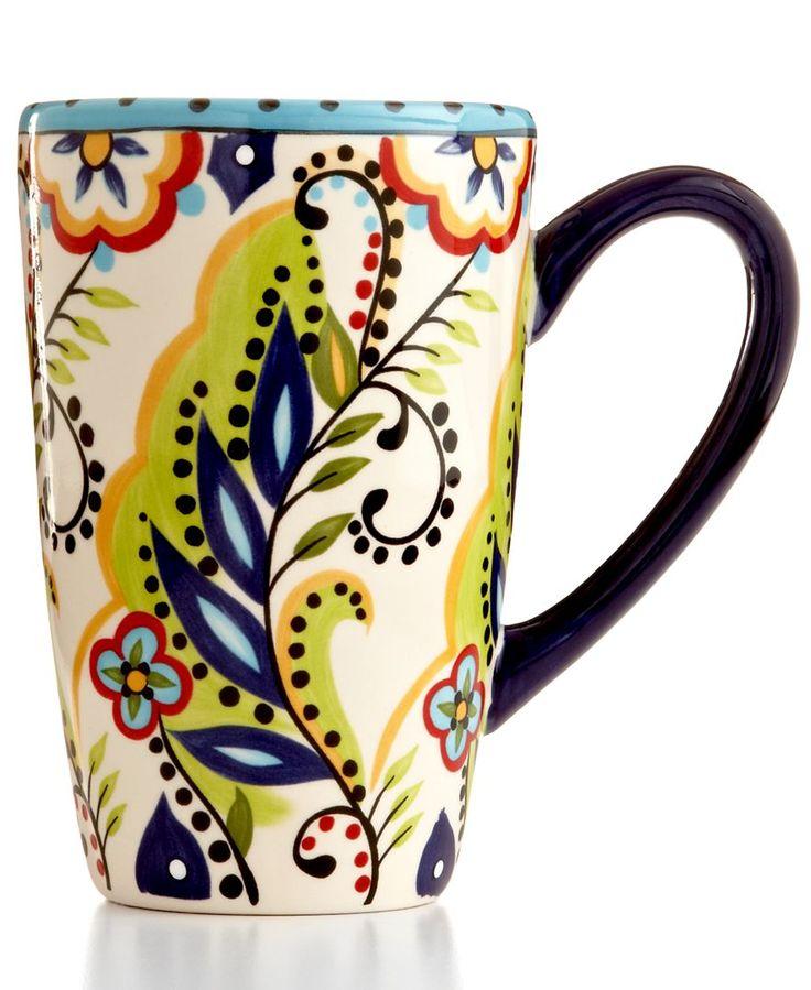 Espana Bocca Latte Mug